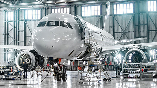 Extraction systems and disposal solutions for the aviation industry