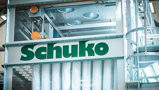 Schuko filtering technology